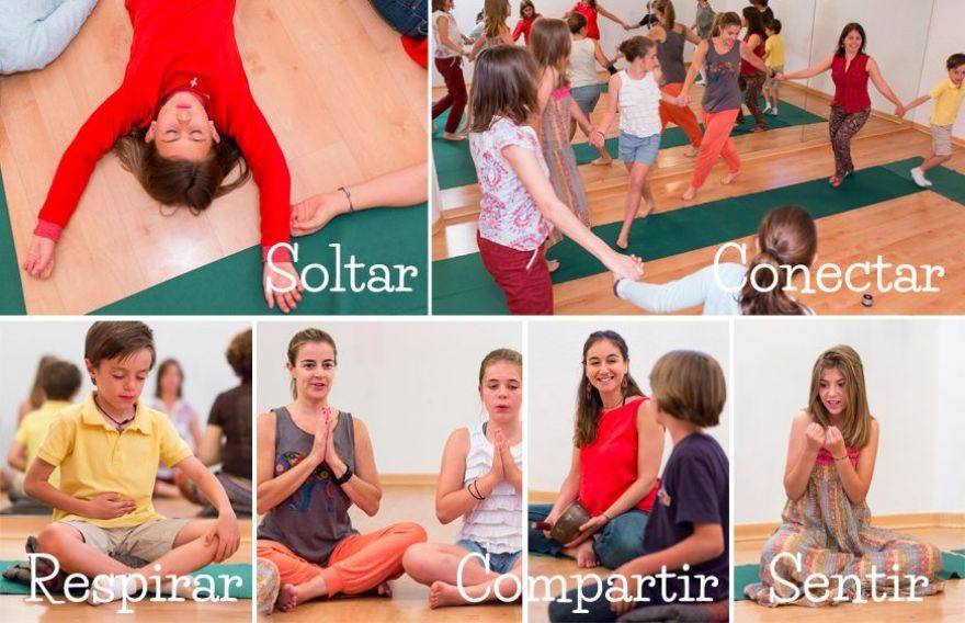Mindfulness para Peques y Mindfulness para Familia